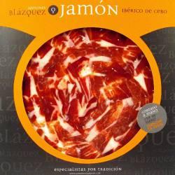 PLATO JAMON IBERICO CEBO (CORTADO A MANO)